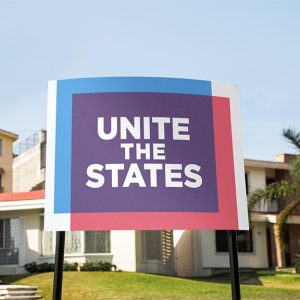 UTS Yard Sign